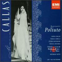 Donizetti: Poliuto - Ettore Bastianini (baritone); Franco Corelli (tenor); Giuseppe Morresi (vocals); Nicola Zaccaria (bass);...