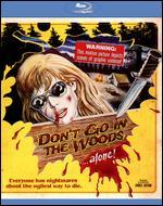 Don't Go in the Woods [2 Discs] [Blu-ray/DVD]