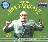 Donzetti: Don Pasquale - Alan Opie (vocals); Alastair Miles (vocals); Andrew Shore (baritone); Andrew Shore (vocals); Barry Banks (tenor);...