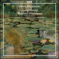 Dora Pejacevic: Symphony, Op. 41; Phantasie Concertante - Volker Banfield (piano); Rheinland-Pfalz Staatsphilharmonie; Ari Rasilainen (conductor)