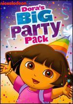 Dora the Explorer: Dora's Big Party Pack [3 Discs]