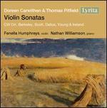 Doreen Carwithen & Thomas Pitfield: Violin Sonatas