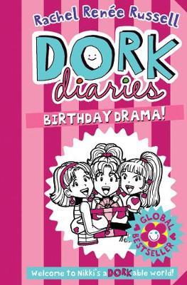 Dork Diaries: Birthday Drama! - Russell, Rachel Renee