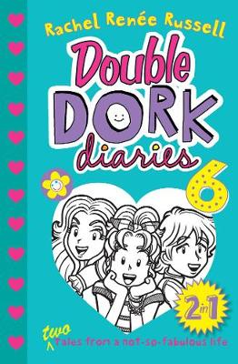Double Dork Diaries #6: Frenemies Forever and Crush Catastrophe - Russell, Rachel Renee