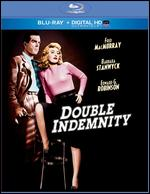 Double Indemnity [Includes Digital Copy] [UltraViolet] [Blu-ray] - Billy Wilder
