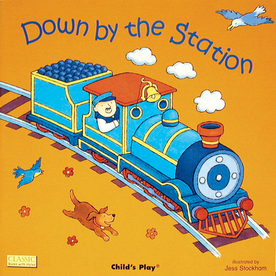 Down at the Station-Board - Child's Play International Ltd (Creator)