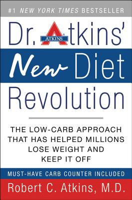 Dr. Atkins' New Diet Revolution - Atkins, Robert C, M.D.
