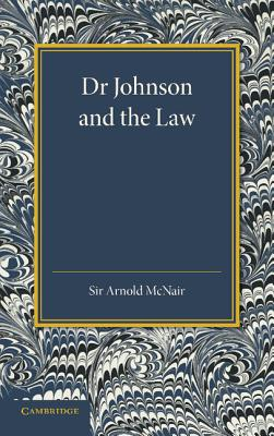 Dr Johnson and the Law - McNair, Arnold