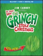 Dr. Seuss' How the Grinch Stole Christmas [Blu-ray] [2 Discs]