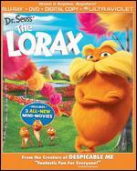 Dr. Seuss' The Lorax [2 Discs] [UltraViolet] [Blu-ray/DVD]