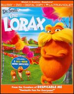 Dr. Seuss' the Lorax [Blu-ray/DVD] [2 Discs] - Chris Renaud