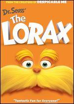 Dr. Seuss' The Lorax [Includes Digital Copy] [UltraViolet] [With Minions Movie Cash]