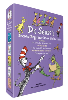 Dr. Seuss's Second Beginner Book Collection - Dr Seuss