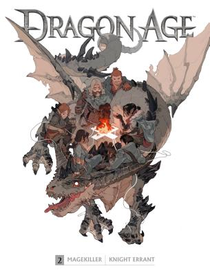 Dragon Age Library Edition Volume 2 - Rucka, Greg, and DeFilippis, Nunzio, and Weir, Christina