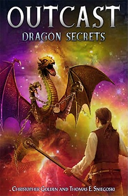 Dragon Secrets - Golden, Christopher, and Sniegoski, Thomas E.
