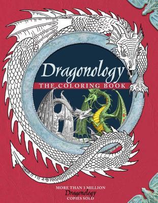 Dragonology Coloring Book - Drake, Ernest, Dr.