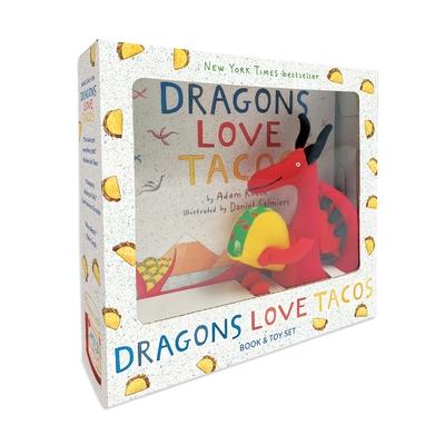 Dragons Love Tacos Book and Toy Set - Rubin, Adam, PhD, and Salmieri, Daniel