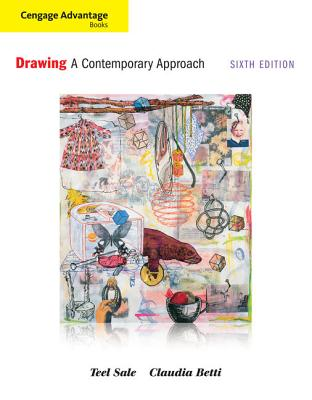 Drawing: A Contemporary Approach - Sale, Teel