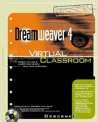 Dreamweaver 4 Virtual Classroom - Fuller, Robert, and Ulrich, Laurie Ann