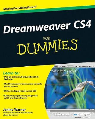 Dreamweaver CS4 for Dummies - Warner, Janine