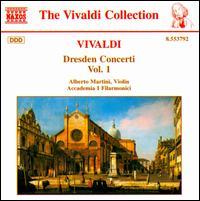 Dresden Concerti, Vol.1 - Accademia I Filarmonici (chamber ensemble); Alberto Martini (violin)