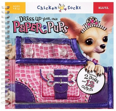 Dress Up Your Own Paper Pups - Klutz Press (Editor)