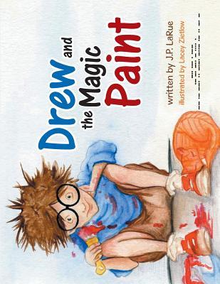 Drew and the Magic Paint - Larue, Jp