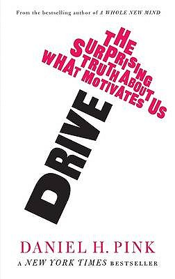 Drive: The Surprising Truth About What Motivates Us - Pink, Daniel H.