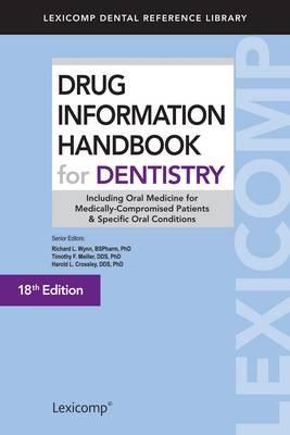 Drug Information Handbook for Dentistry 2012-2013 - Wynn, Richard L.