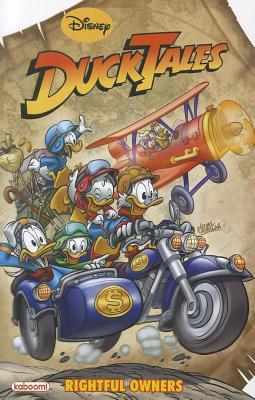 Ducktales Volume 1: Rightful Owners - Spector, Warren