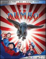 Dumbo [Includes Digital Copy] [Blu-ray/DVD] - Tim Burton