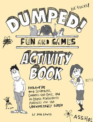 Dumped!: Fun and Games Activity Book - Lewis, Josh