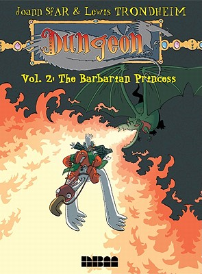 Dungeon: Zenith Vol.2: The Barbarian Princess - Trondheim, Lewis