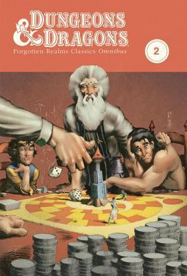Dungeons & Dragons: Forgotten Realms Classics Omnibus, Volume 2 - Grubb, Jeff