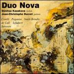 Duo Nova plays Corelli, Paganini, Smith Brindle, etc.