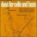 Duos for Cello and Bass