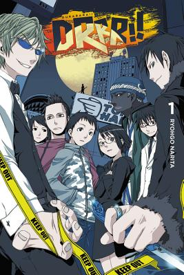 Durarara!!, Vol. 1 (Light Novel) - Narita, Ryaogo