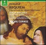 Durufl?: Requiem; 4 Motets on Gregorian Themes