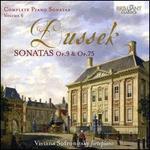 Dussek: Complete Piano Sonatas, Vol. 6; Sonatas Op. 9 & Op. 75