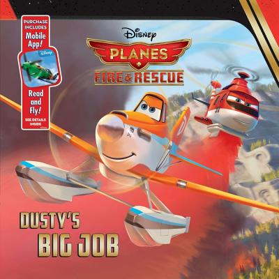 Dusty's Big Job - Disney Storybook Artists (Illustrator)