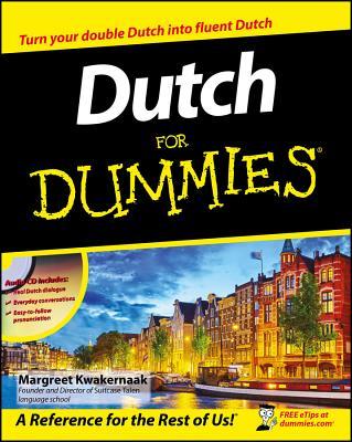 Dutch for Dummies +CD - Kwakernaak, Margreet