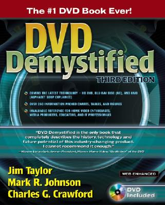 DVD Demystified - Taylor, Jim, PH.D., and Johnson, Mark R, and Crawford, Charles G