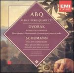 Dvor�k, Schumann: Piano Quintets