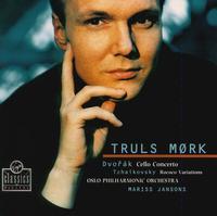Dvorák: Cello Concerto; Tchaikovsky: Rococo Variations - Truls Mørk (cello); Oslo Philharmonic Orchestra; Mariss Jansons (conductor)