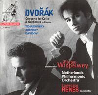 Dvorák: Concerto for Cello & Orchestra - Florilegium; Lois Shapiro (piano); Paolo Giacometti (harmonium); Paolo Giacometti (piano); Paul Komen (piano);...