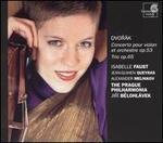 Dvorák: Concerto pour violon et orchestra; Trio