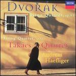 Dvor�k: Piano Quintet, Op. 81; String Quartet, Op. 51
