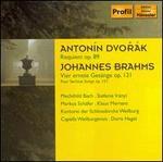Dvorák: Requiem, Op. 89; Brahms: Vier ernste Gesänge, Op. 121