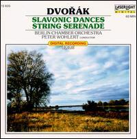 Dvorák: Slavonic Dances; String Serenade - Kammerorchester Berlin; Peter Wohlert (conductor)