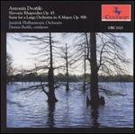 Dvorák: Slavonic Rhapsodies; Suite for a Large Orchestra